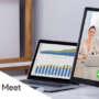 Microsoft Teams y Google Meet suman millones de usuarios por COVID-19